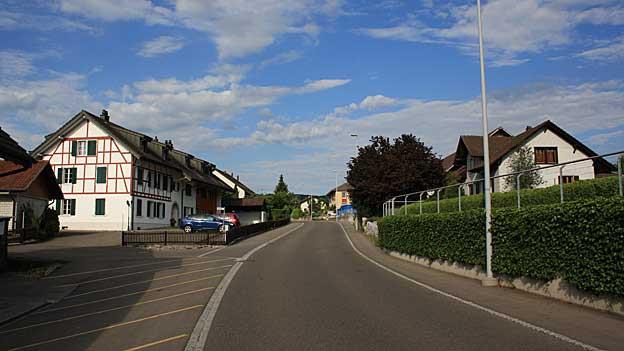 Die kleine Birrhard kann mittelfristig den Alleingang durchstehen, ist Frau Gemeindeammann Ursula Berger überzeugt.