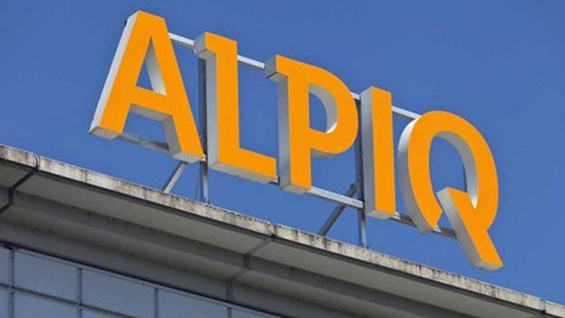 Der Energiekonzern Alpiq hat 2012 weniger Umsatz und einen Verlust von über einer Milliarde Franken gemacht.