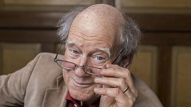 Franz Hohler finde die Utopie im Alltag, sagt die Jury des Solothurner Literaturpreises.