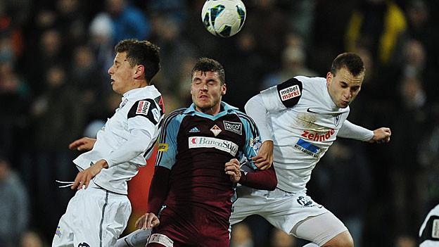 Der FC Aarau profitiert weil die AC Bellinzona einen Punkt abgeben muss. Dies hat die Swiss Football League entschieden.