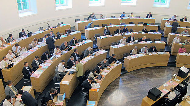 Die viertgrösste Aargauer Stadt, Rheinfelden, verzichtet auf die Einführung eines Parlamentes.
