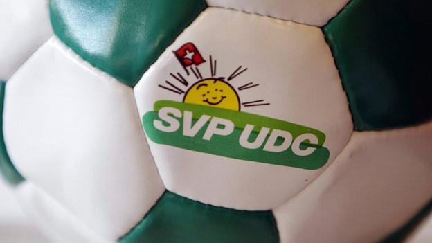 Der Solothurner SVP Präsident will den Ball weiter geben