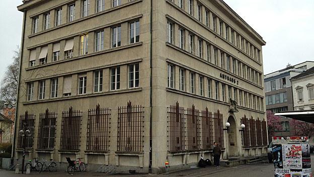 Im Amtshaus Solothurn Lebern beginnt am Montag der Prozess im «Fall Kollegium Solothurn».