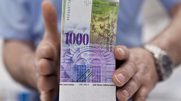 Es geht um viel Geld: Die Solothurner Regierung möchte das Milliardenloch in der Pensionskasse selber stopfen.