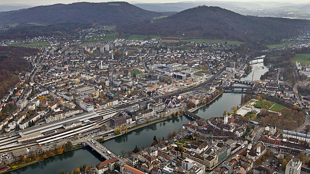 Die Politische Landschaft der Stadt Olten wurde durch die SP-Panne erschüttert.