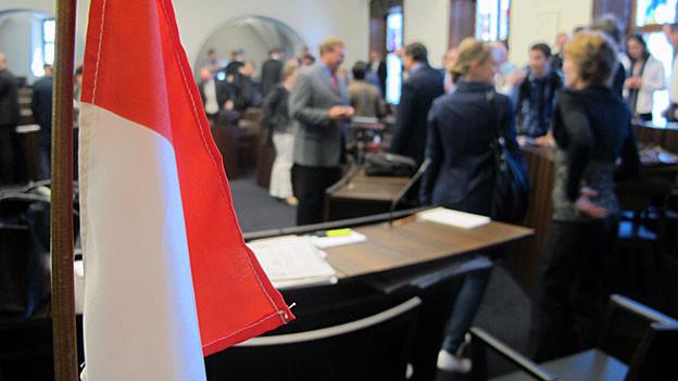 Intensive Debatten im Kantonsrat um die Identität, vor allem im Fokus das Schwarzbubenland.