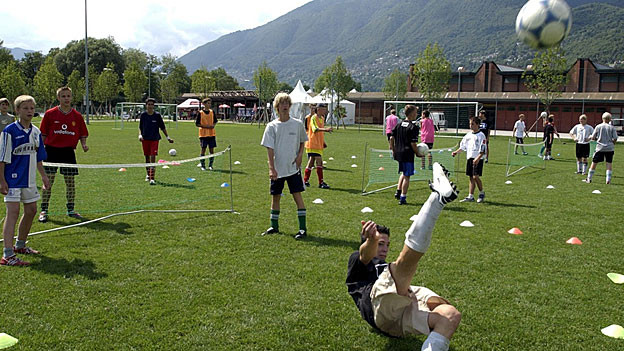 In Zuchwil sollen in einer ersten Phase junge Sportler und Sportlerinnen aus der Region Solothurn gefördert werden.