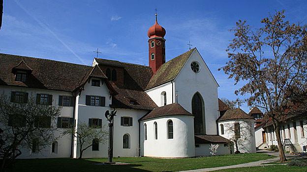 Ob das Kloster Wettingen zum Museumsverbund Museum Aargau kommt ist ungewiss.