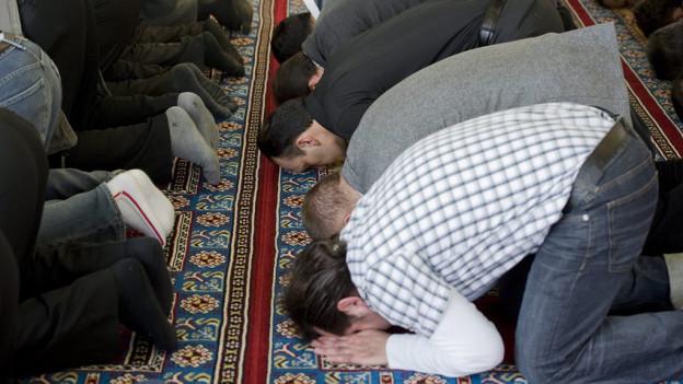 Eine Moschee (im Bild: die Moschee in Ostermundigen) sollte auch in Grenchen entstehen. Nun ist die Baubewilligung abgelaufen.
