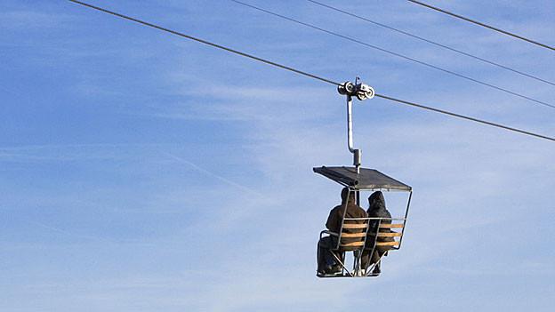 Seit 2009 darf das Sesseli nicht mehr auf den Weissenstein fahren, die Konzession wurde damals entzogen.