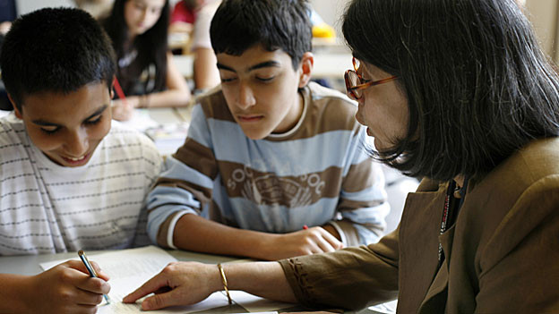Die Integration soll im Aargau weiterhin vor allem durch Bildung und Sprachförderung unterstützt werden.