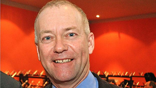 Martin Wey (CVP) tritt die Nachfolge von Ernst Zingg in Olten an. Die CVP löst damit die FDP ab.