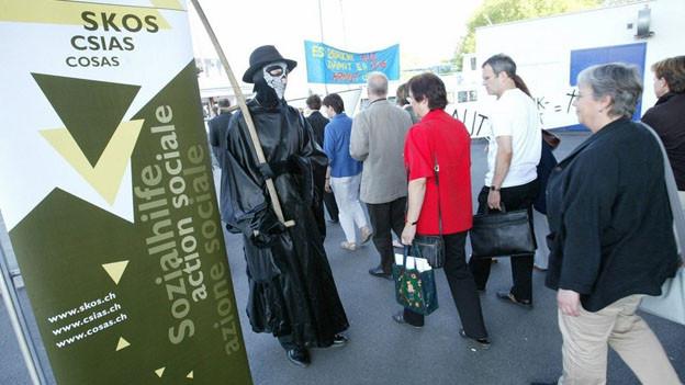 Der Aargau tritt aus der Sozialhilfekonferenz aus