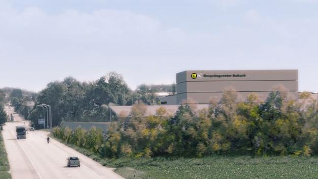 Die Firma Marti zückt für das geplante Bodenrecyclingcenter den Plan B.