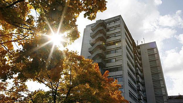 Das Bürgerspital Solothurn kann bald neu gebaut werden. Der Altbau wird dann abgerissen.