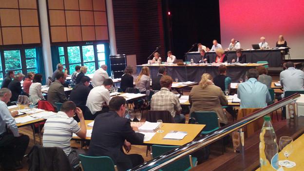 Der Einwohnerrat Zofingen sagt Ja zu einem besseren Bahnanschluss