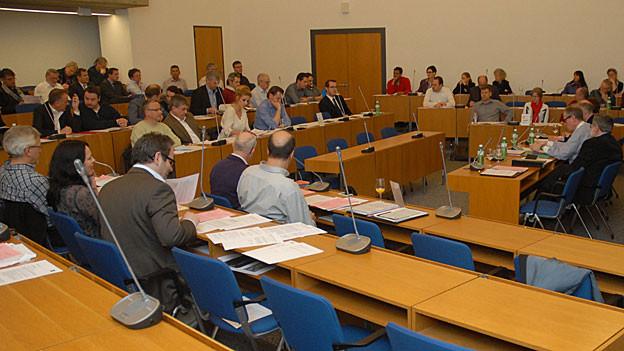 Das Oltner Gemeindeparlament pfeift den Stadtrat zurück.