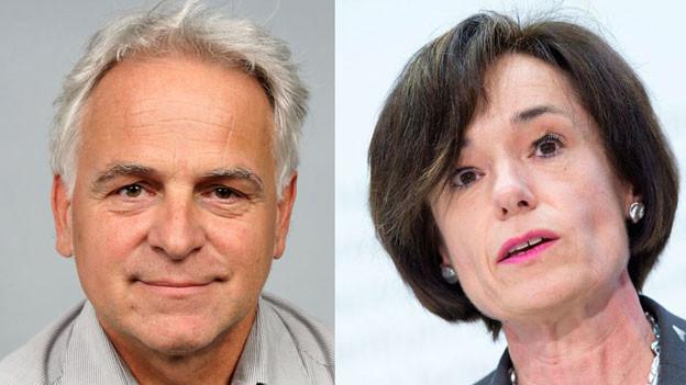 Beni Strub ersetzt Ruth Humbel im AKB-Bankrat.