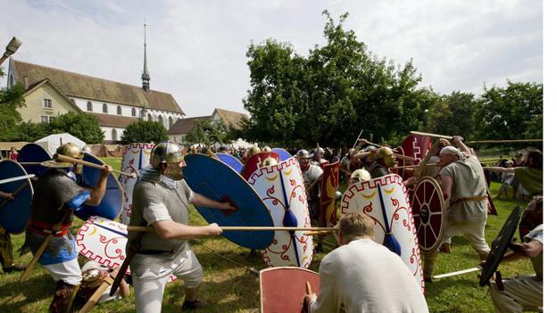 Römer in Windisch