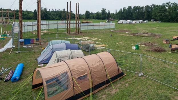 Nach 14 Jahren machen die Pfadis wieder ein Kantonslager