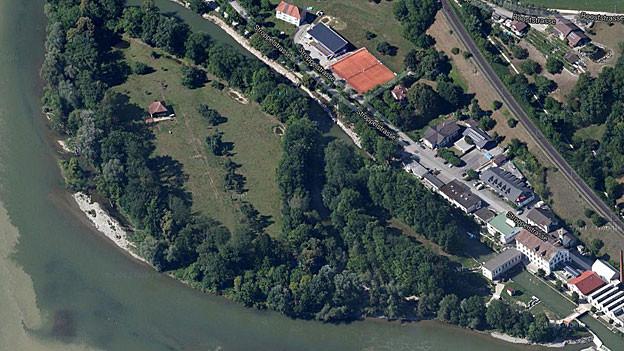 Der 26-jährige Mann ertrank beim Versuch durch den Stroppelkanal auf die Insel zu schwimmen.