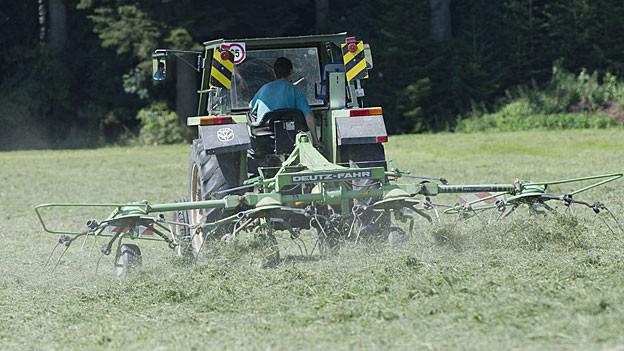 Schon wieder ein tödlicher Traktorunfall