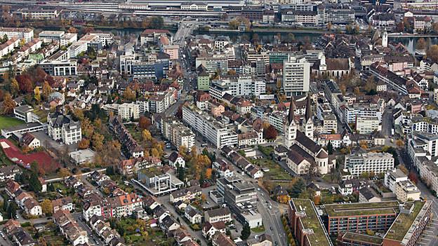 Die Stadt Olten hat zwar eine neue Regierung, noch sind aber die Departement seit zwei Monaten nicht verteilt.