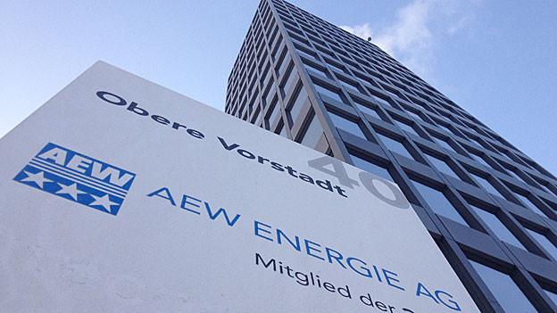 Ab 2014 steigen die Strompreise für Aargauerinnen und Aargauer leicht, sagte der grösste Stromversorger AEW Energie AG am Mittwoch.