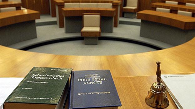 Oberrichter Urs Schuppisser mache seinen Job ungenügend, kritisierte die SVP im Aargauer Parlament.