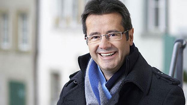 Benvenuto Savoldelli, neuer Finanzchef der Stadt Olten.