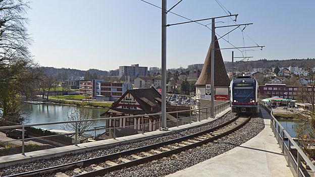 Die Bremgarten-Dietikon-Bahn soll sicherer werden, findet der Bund und erhält vor Bundesgericht recht.