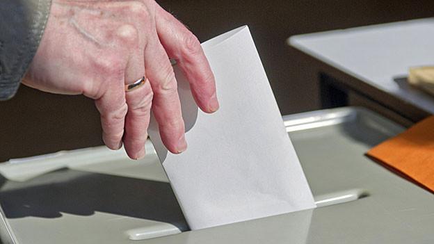 Würenlos: Gemeindeammann Reber als Gemeinderat wiedergewählt