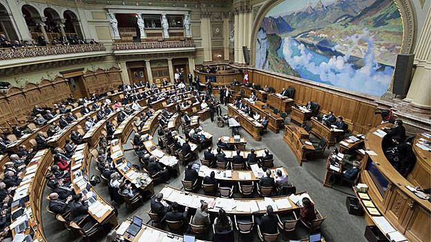 Aargauer CVP will den neuen Nationalratssitz
