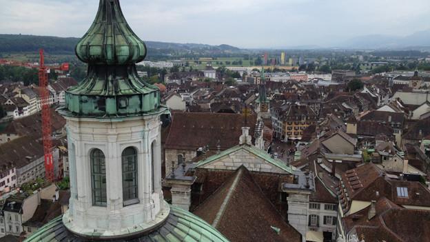 Dunkle Wolken ziehen am Solothurner Finanzhimmel auf.