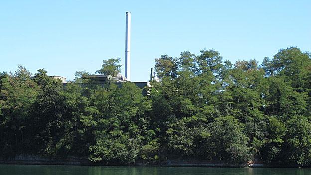 Aus dieser Fabrik gelangte Russ nach Wallbach: Nun gibt es eine Strafuntersuchung und die Versicherung der Firma muss zahlen.