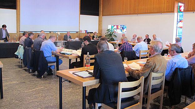 Angeblich gehäufte Abgänge und Abgangsentschädigungen in der Verwaltung sorgen im Gemeinderat Grenchen für Diskussionen.