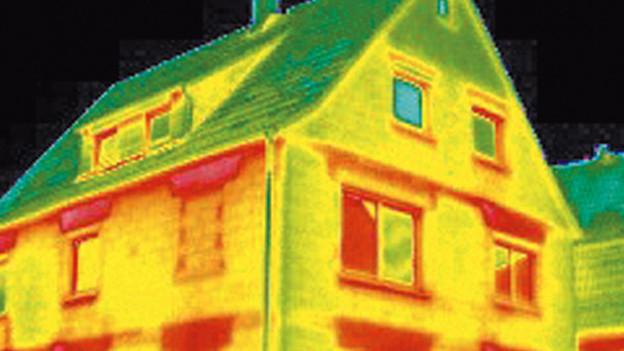 Der Luzerner Kantonsrat lehnt das neue Energiegesetz ab - und damit auch die Energieausweise für Gebäude.
