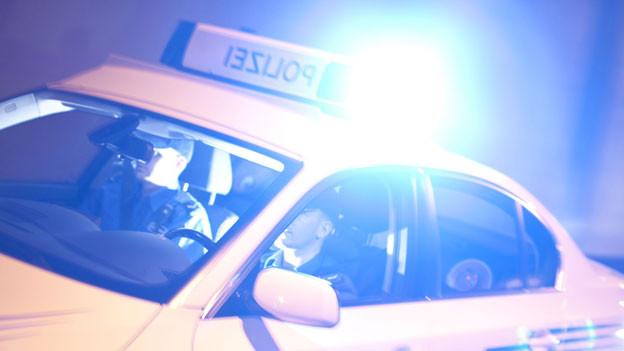 39-jähriger Mann von Aargauer Kantonspolizei in Meisterschwanden verhaftet.