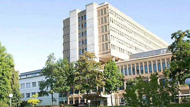 Das Kantonsspital Aarau (Bild) arbeitet bereits eng mit dem Kantonsspital in Baden zusammen.