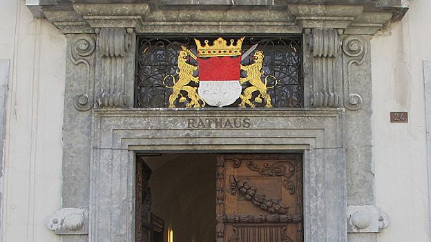 Rathaus in Solothurn, Sitz der Kantonsregierung.