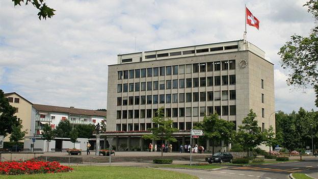 Im Wettinger Rathaus türmt sich der Schuldenberg.