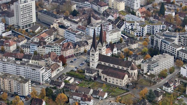 Die Stadt Olten muss sparen.