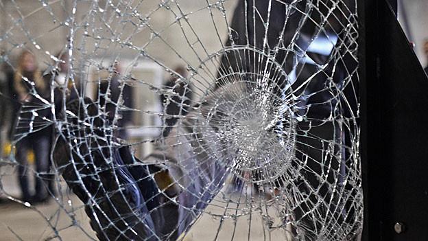 Die Aargauer Kantonspolizei hat von Freitag auf Samstag zehn Einbruchsmeldungen erhalten.