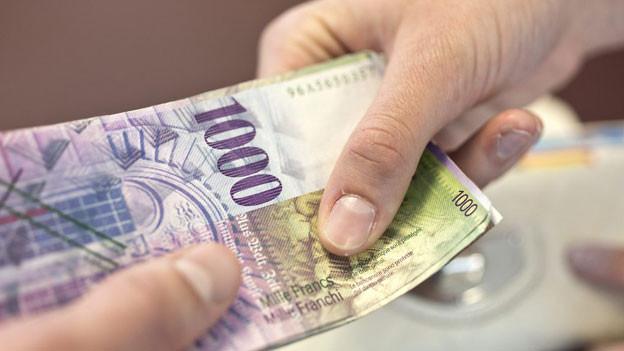Gute Steuermoral bei Aargauer Steuerzahlern (Symbolbild):