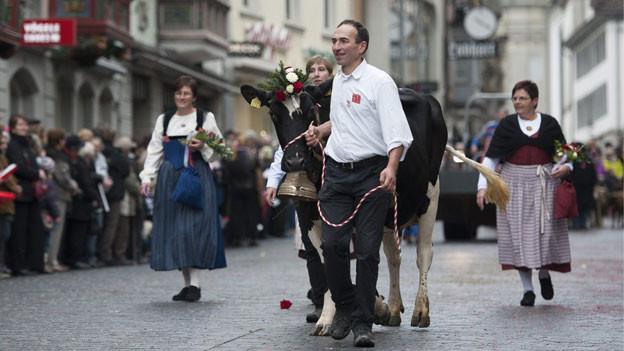 Nach dem Olma-Umzug herrscht Zufriedenheit beim Gastkanton Solothurn.