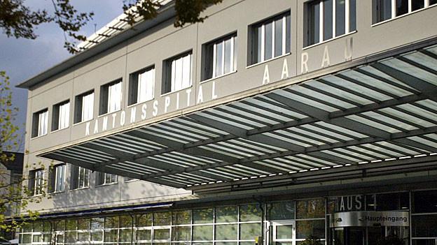 Das KSA möchte einen höheren Basispreis als zum Beispiel das Kantonsspital Baden verrechnen können.
