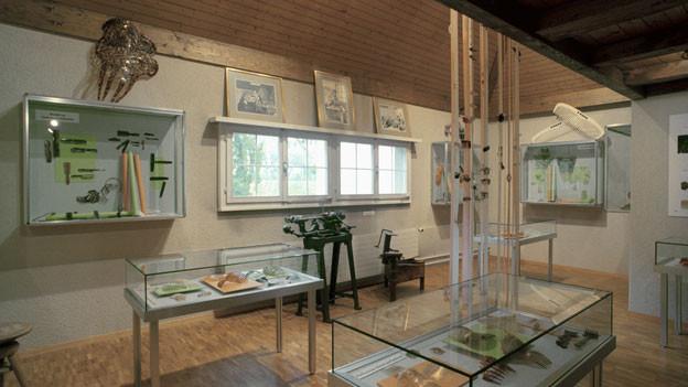 Das «Haar und Kamm»-Museum in Mümliswil kann sich offenbar keine Kuratorin mehr leisten.