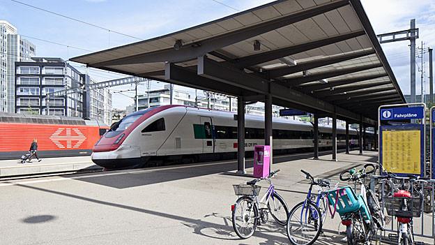 Der Aargau ist gut erreichbar und deshalb beliebt, zeigt die neuste NAB-Regionalstudie. Die grössten Pendlerströme gibt es in Baden.