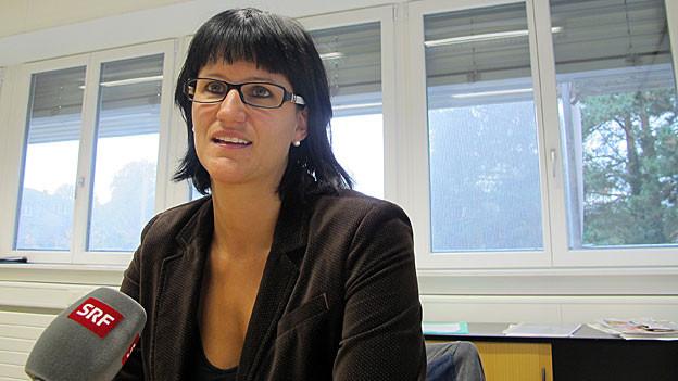 Tötungsdelikt Scherz: Untersuchungshaft ist keine Strafe, erklärte Elisabeth Strebel, Sprecherin der Staatsanwaltschaft.