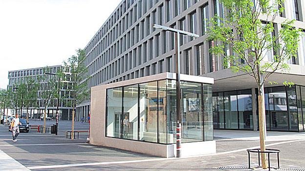 Schlechtes Arbeitsklima im neuen Campus in Brugg-Windisch.